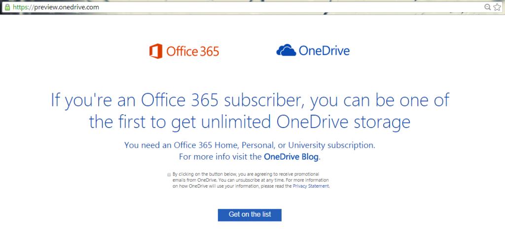 OneDrive Blog