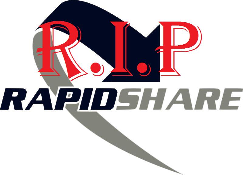 RIP Rapidshare